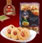唐人福苦荞杏仁蒸饼
